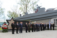 JSC «Zelenodolsk plant named after A.M. Gorky» congratulated the veterans on the Victory