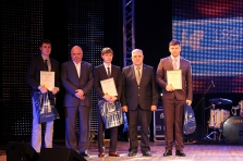 "Awarding the winners of the all-Russian competition ""Engineer of the year 2016"""
