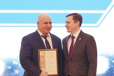 "The winner of the competition ""Best products and services of the Republic of Tatarstan"" of 2017."