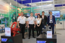 "Participation in the International exhibition ""OIL AND GAS""/ MIOGE 2017"