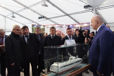"Participation of the plant in the specialized exhibition ""DorTransExpo"""