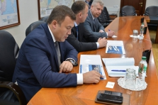 A meeting on the issue of the updates of the Tatarstan Republic civil fleet