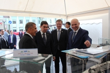 Working visit of President of Turkmenistan to the Republic of Tatarstan