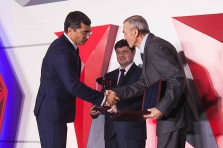 "JSC ""Zelenodolsk plant named after A. M. Gorky"" was awarded the First prize of the annual national competition ""Golden idea"""
